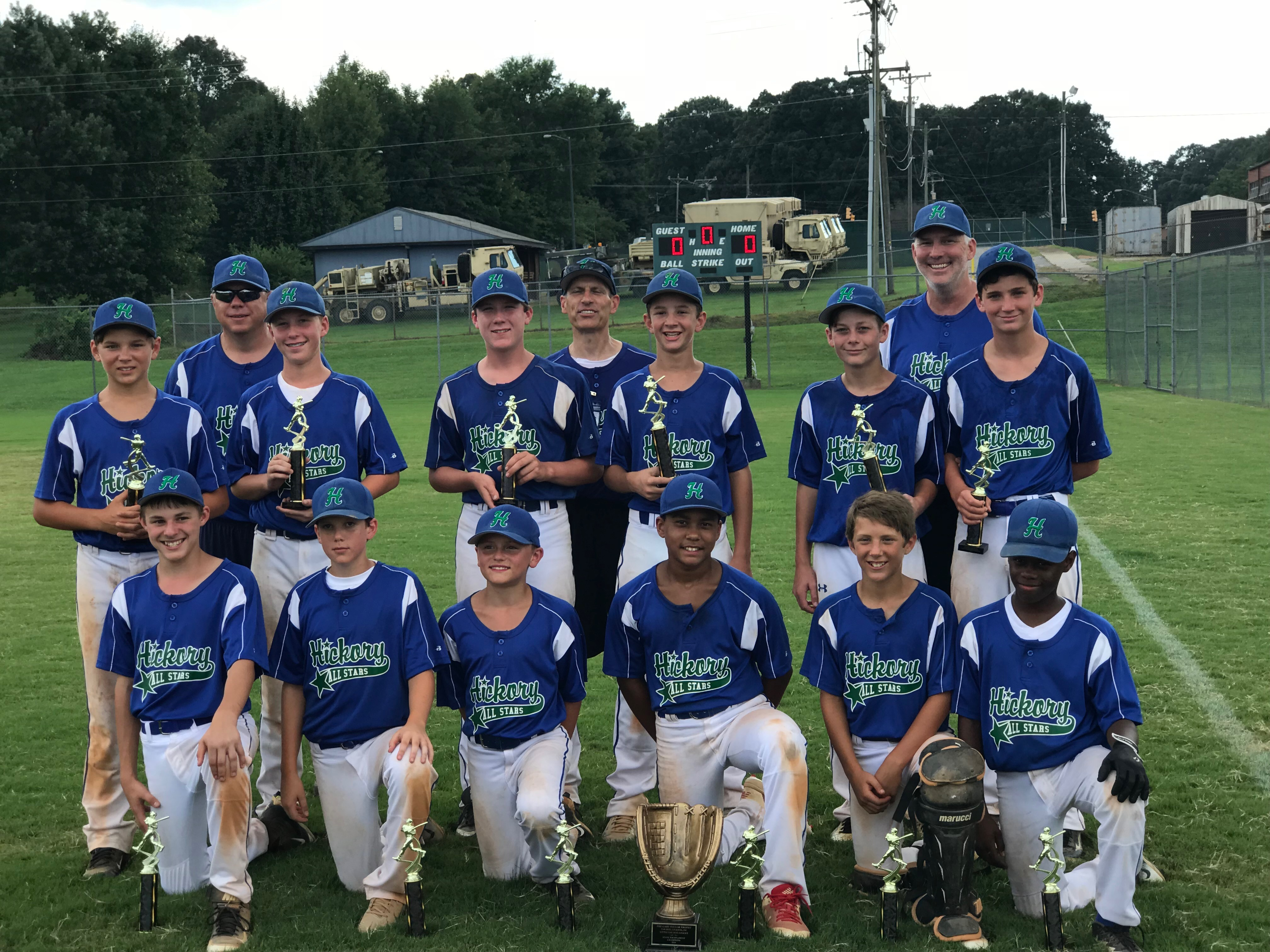 Hickory's Little League Team - Tar Heel Leagues, Inc. State Champions.jpeg