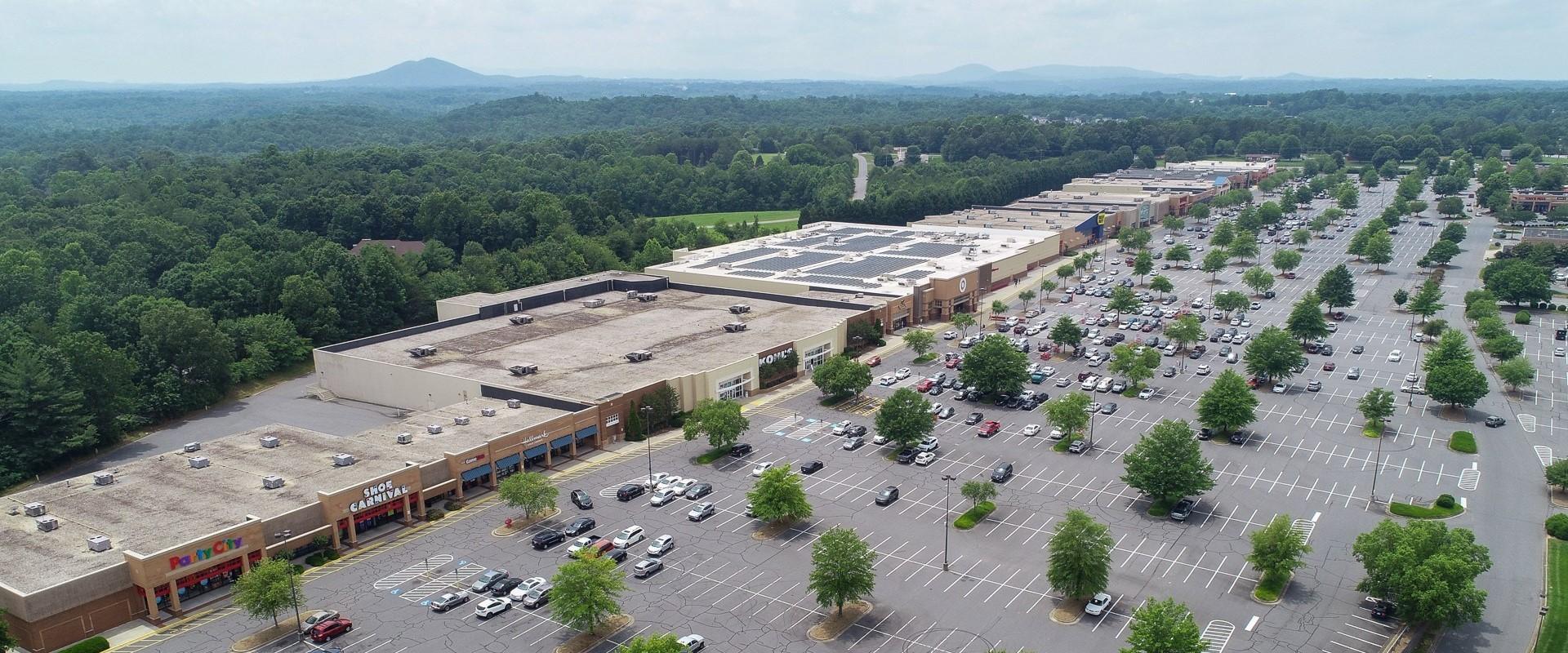 Target Shopping Center